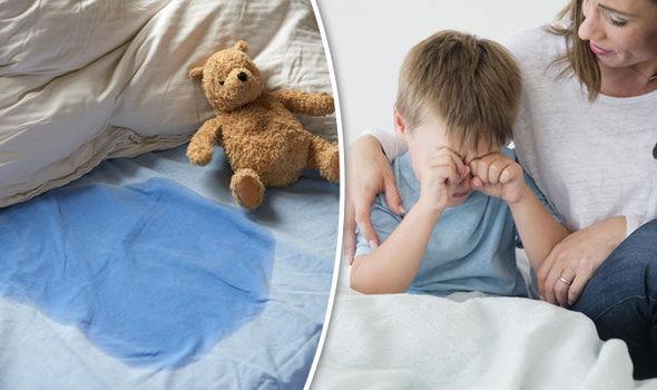 Bed-wetting in children